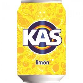 Lata Kas de Limón (33cl)